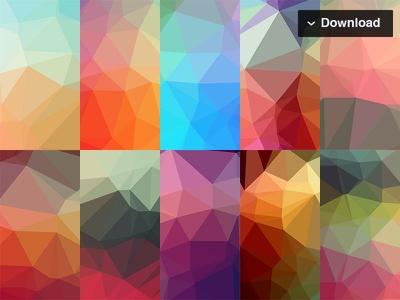 Free Polygonal Textures geometric wallpaper textures free wallpaper uruguay montevideo freelance web designer designer ui freebie free free polygonal textures