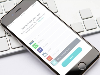 Money iOS App financial transactions card money save money ios stash app save money bank app money app clean app ios app