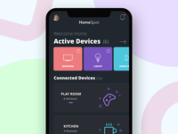 Home Spot - iOS app design
