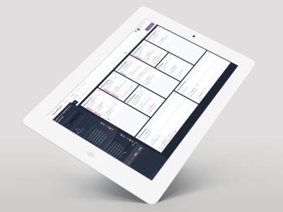 Launchboard.io redesign