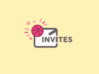 I have 2 Dribbble Invites!