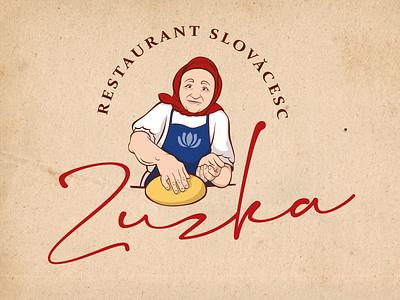 Final Project - Logotype for the Brand Zuzka graphic design logo illustration branding vector