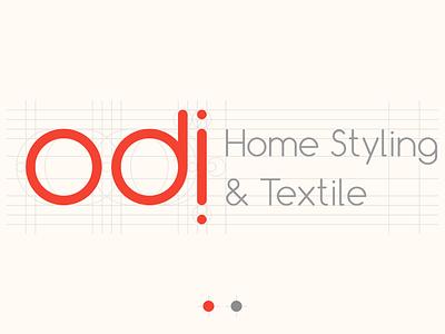 Odi - redesign branding brand redesign logo styling home odi
