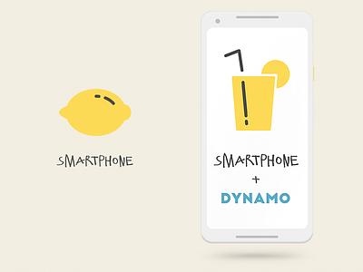 Dynamo - Seamless Learning screenlock app dynamo seamless mobile smartphone ux ui design