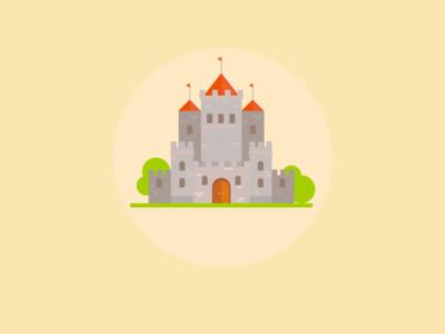Castle Icon Tutorial
