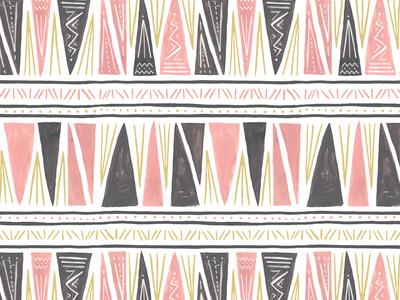 Geometric Repeating Pattern