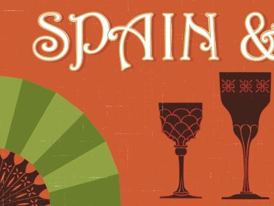 Spain/Portugal Wine Banner