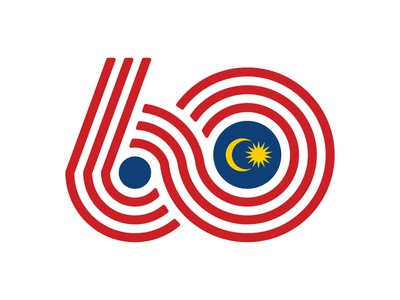 Happy 60th National Day Malaysia!