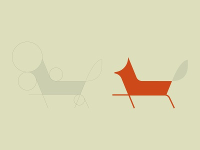 Fox redesign grid layout old style modern logo logo mark retro logo logo graphic design vector illustrator golden ratio fox golden ratio logo fox mark logo fox design creative branding brand identity agency