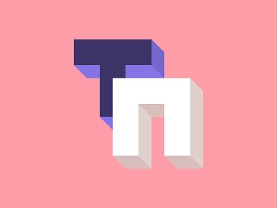 ТП modern logo logo mark vintage logo vintage тп design creative brand identity retro logo retro 90s 80s illustration old style design logo illustrator vector