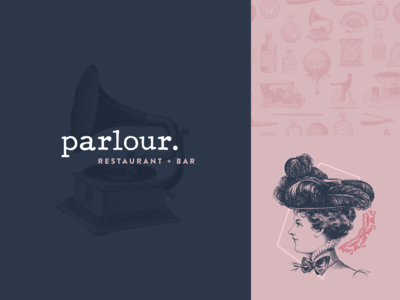 Parlour Branding