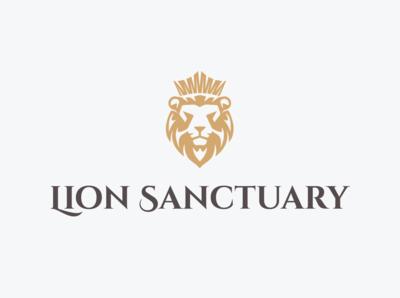 Lion sanctuary concept