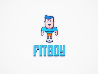 Fitboy branding