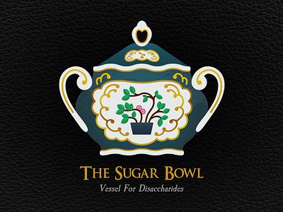 The Sugar Bowl asoue illustration sugar sugar bowl netflix series of unfortunate events unfortunate