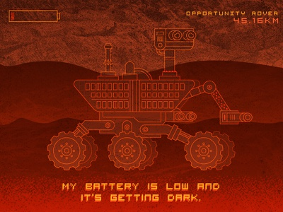 Opportunity Rover space robot nasa opportunity rover mars