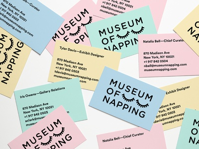 Museum of Napping