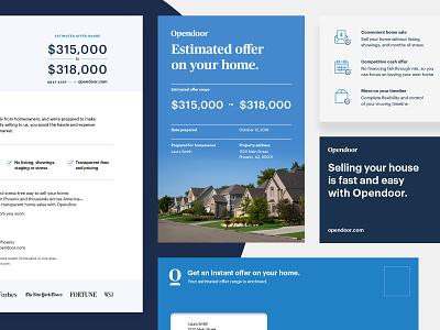Direct Mail print design typography branding graphic design