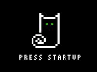PressStartup Logo