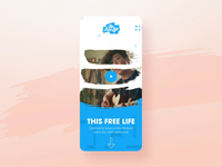This Free Life Redesign