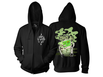 Cypress Hill 4/20 Poster apparel clothing design merch hip hop cannabis weed computer gigposter web ad handlettering character design illustration character design