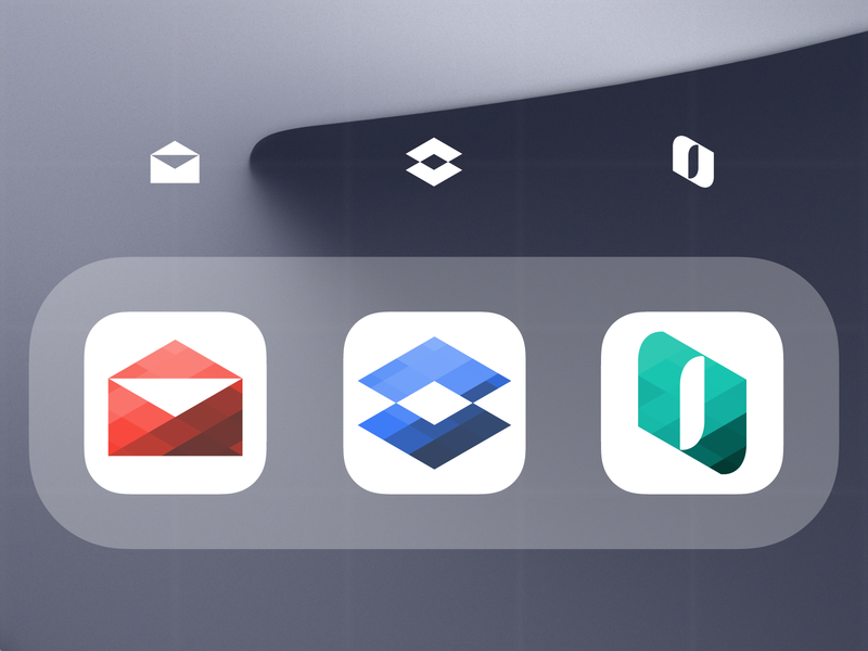 regimail regibox regipay crypto ios icon ui vector design logotype icon app icon mark logo