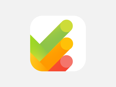 another concept of to do list app icon