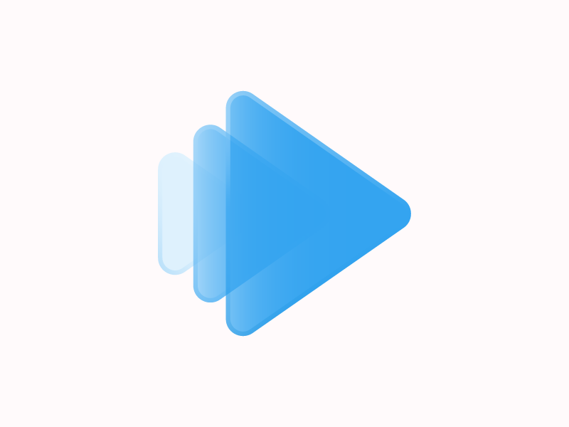 Music Speed Changer android app icon by Arthur Bauer on Dribbble