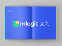 logo for mlogic soft