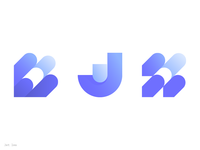 Logo  concepts for Jet lms (wip)