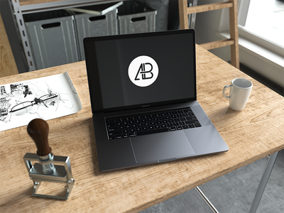 Premium 2016 Macbook Pro Mockup mockup computer laptop screen macbook pro macbook mac apple