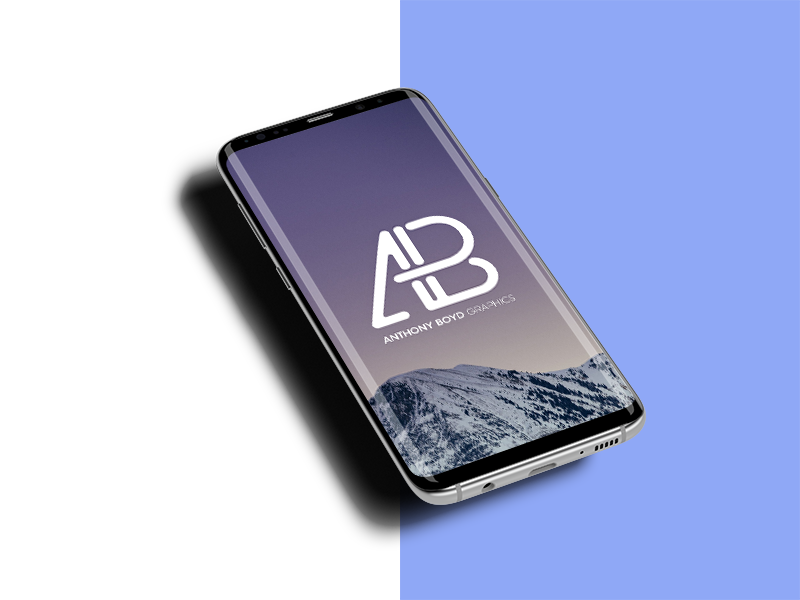 Samsung Galaxy S8 Plus Mockup With changeable Background free smartphone showcase screen psd mockups mock up plus android s8 galaxy samsung