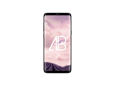 Samsung Galaxy S8 Plus Front View Mockup free smartphone showcase screen psd mockups mock up plus android s8 galaxy samsung