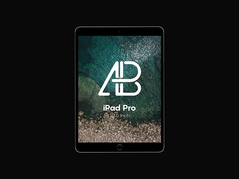 iPad Pro 10.5 Inch PSD Mockup