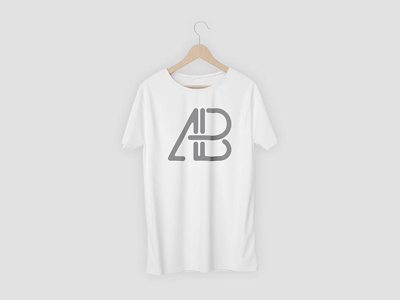 Free 5k T Shirt Mockup PSD