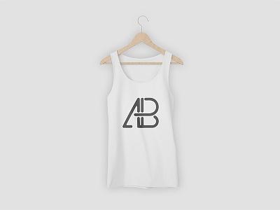 Free 5k Tank Top Mockup PSD tank tank top mockup clothes apparel fashion mock up template psd freebie free