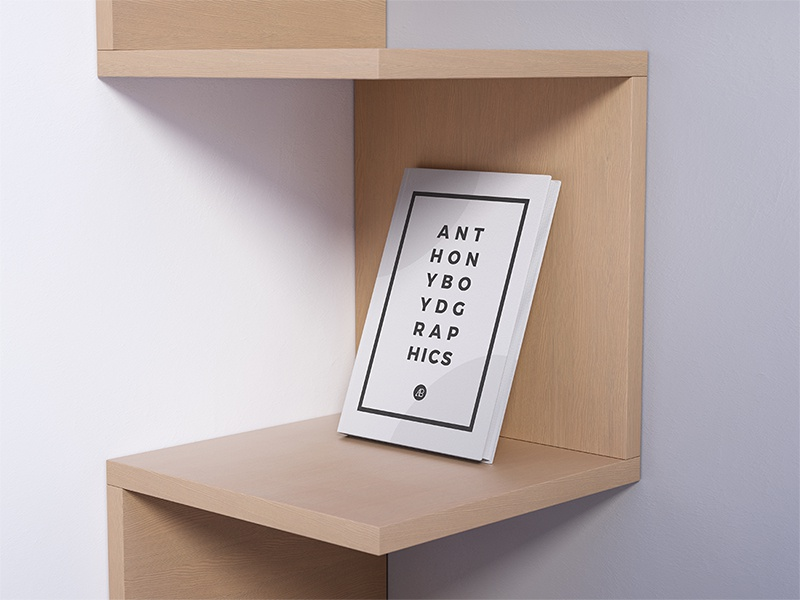 Modern Book Mockup novel branding showcase template psd free movkup book modern