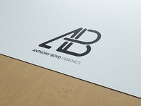 Natural paper logo branding mockup by anthony boyd graphics  3