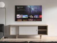 Modern TV Mockup