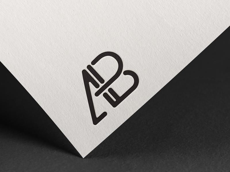 Embossed Logo Mockup branding showcase psd free mockup logo embossed