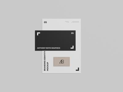 Branding Identity Mockup Vol.6