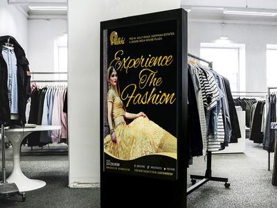 Store Poster For Palkhi