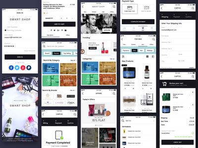 Smart Shop e-Commerce app