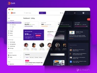 Drift - Admin Dashboard Template
