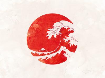 Waves On Japan japan tsunami waves