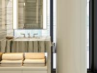 Bathroom abstract