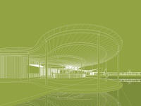 TLV SKI Park - Linework