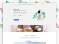 Zaq - product page