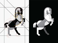 Geometry Horse