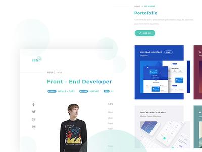 IBN | Personal Website