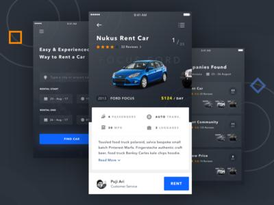Exploration Car Rental